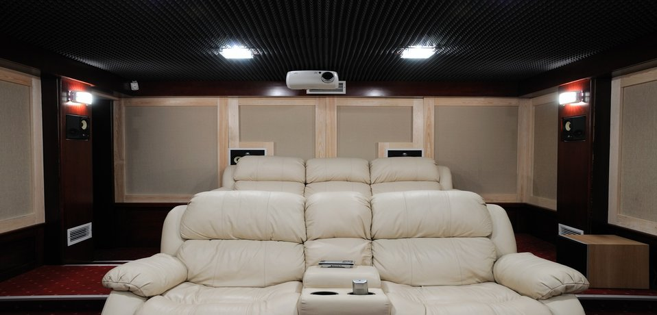 Charmant Custom Home Theater Design U0026 Installation