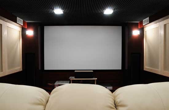 Home Theaters Wimberley TX - Home Audio Video Design Install